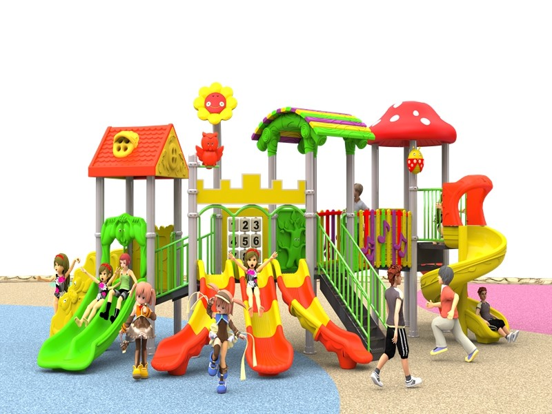dream garden gametime playground supplier