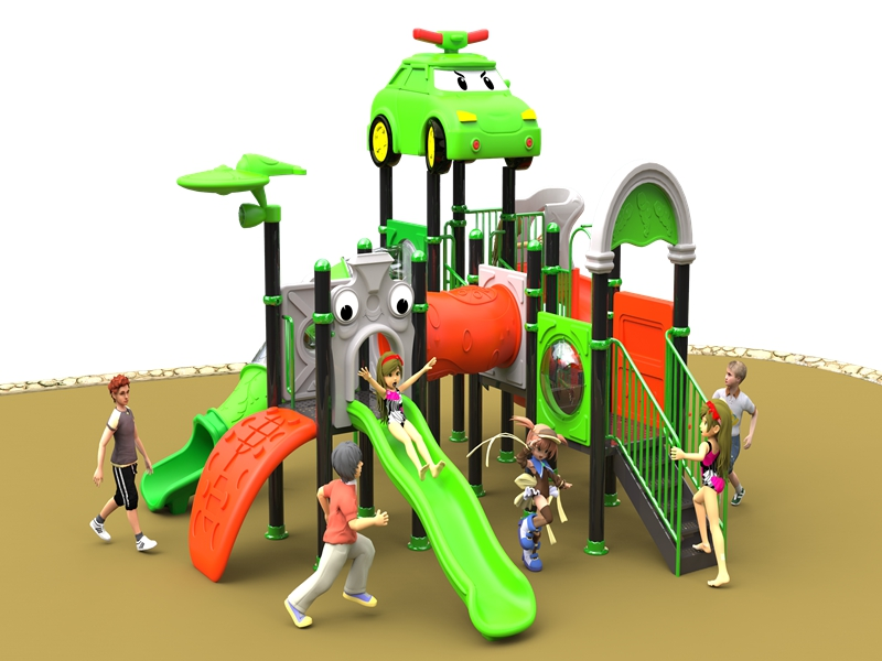 dream garden outdoor playground supplier