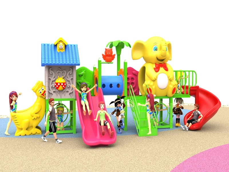 dream garden playground park supplier