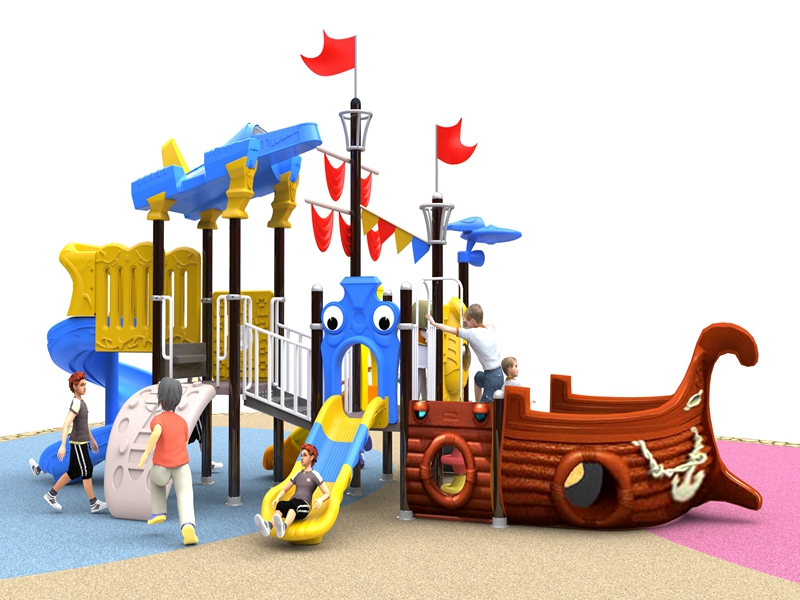 dream garden outdoor playground equipment manufacturers supplier
