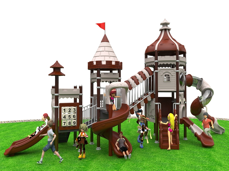 kindergarten children toy outdoor playground equipment