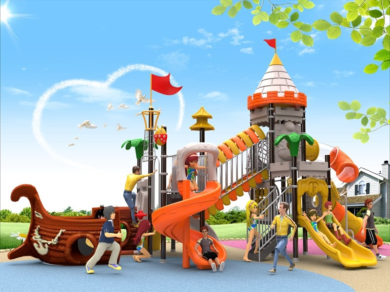 dream garden castle playground supplier