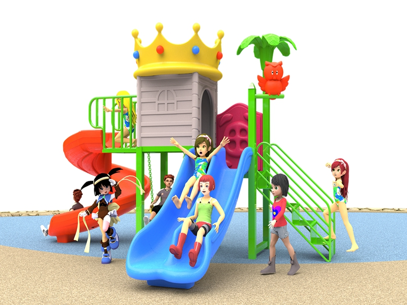 dream garden early childhood playground equipment supplier