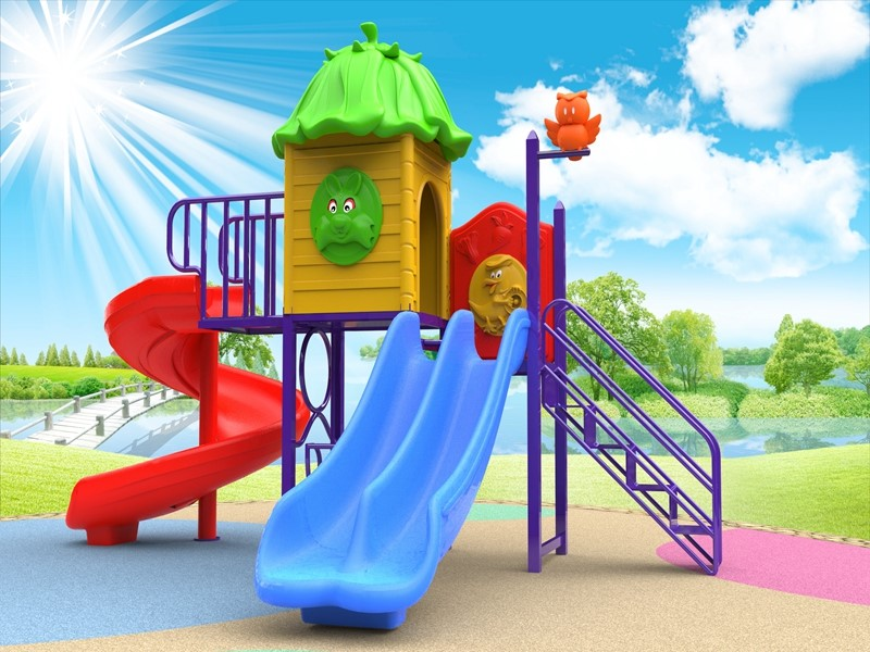 dream garden playground cover supplier