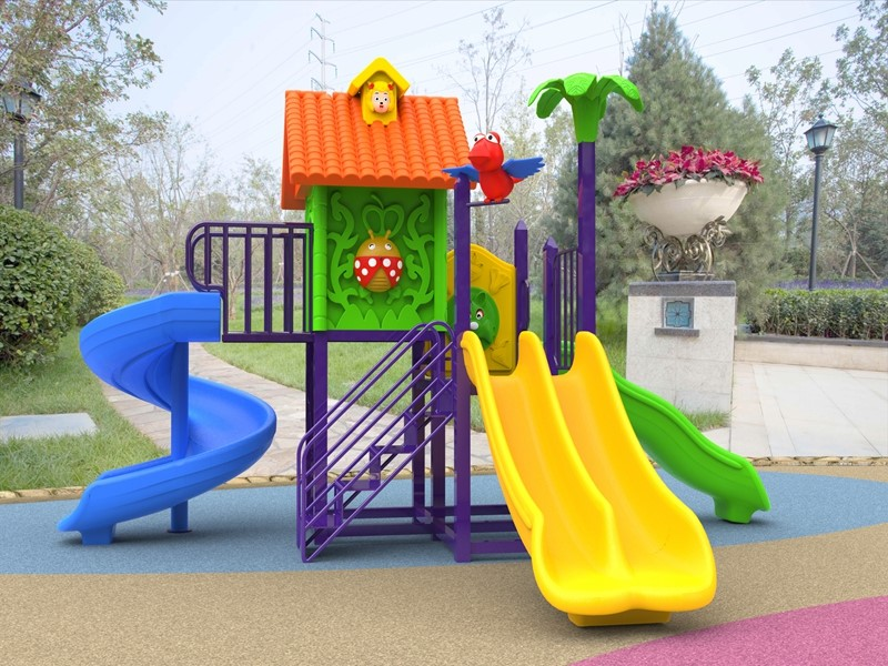 dream garden different types of playgrounds supplier