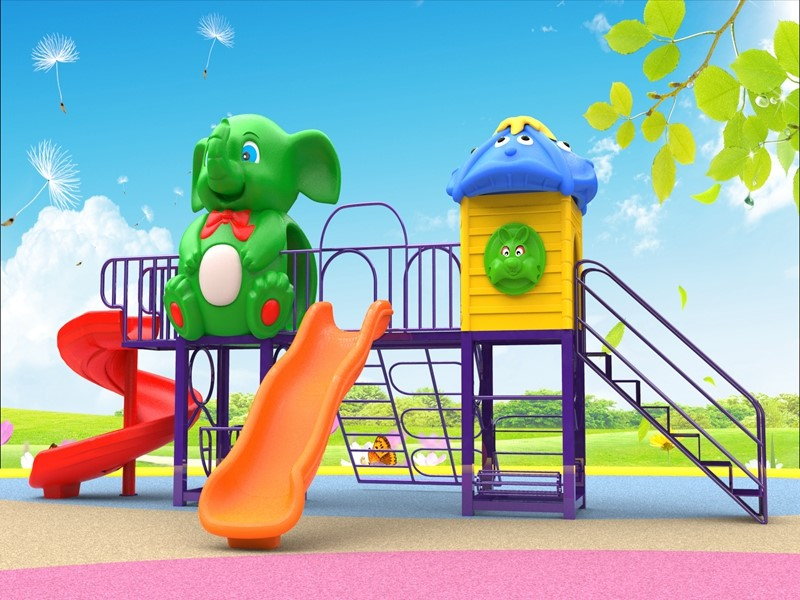 dream garden school play structures supplier
