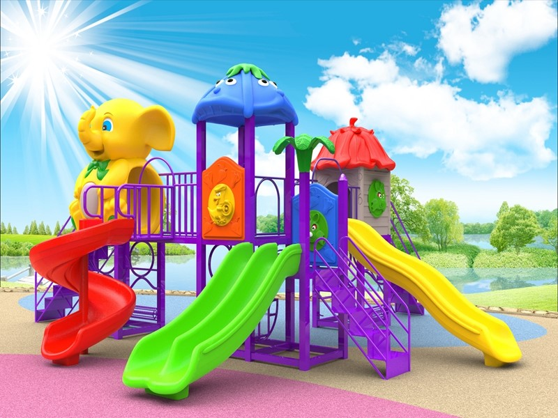 Dream garden customized outdoor playground equipment