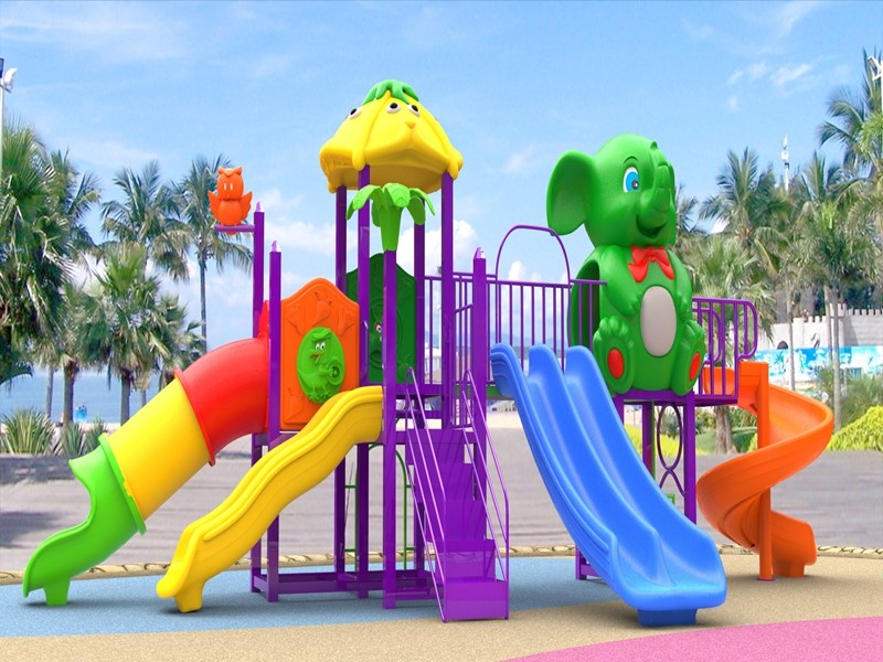 lovely children play house Outdoor Playground