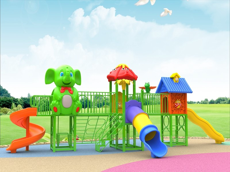 dream garden play park design supplier