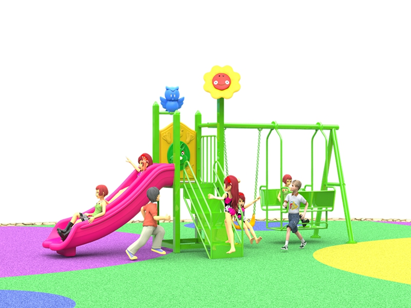 kids small amusement outdoor playground with high qualtiy and good price