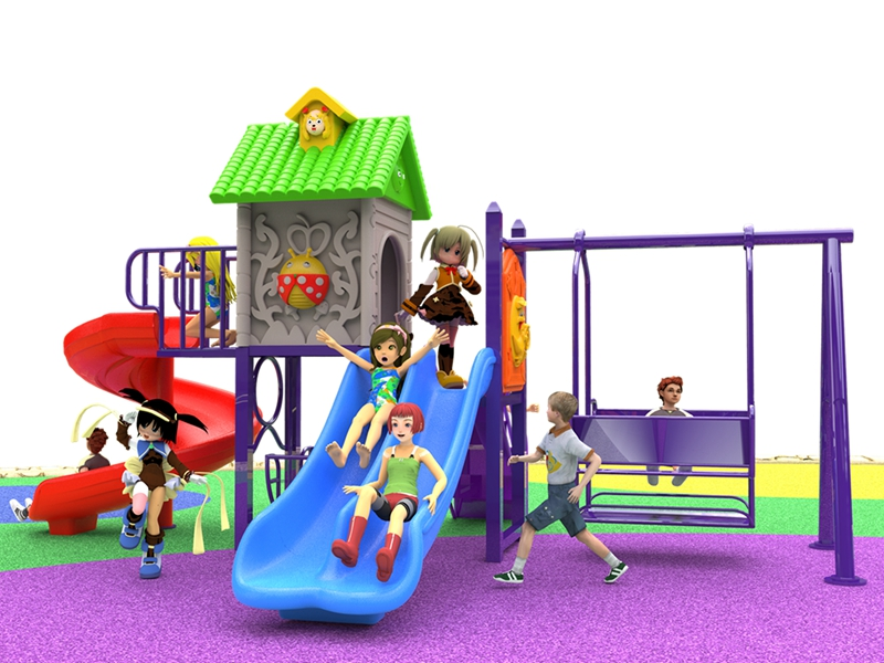 dream garden playground tube supplier