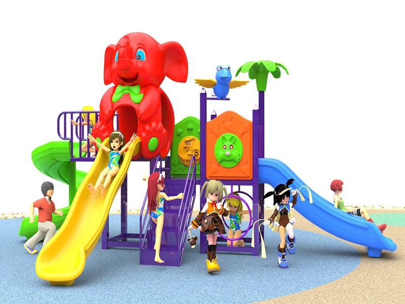 Newest Promotion multifunction outdoor playground Amusement Park