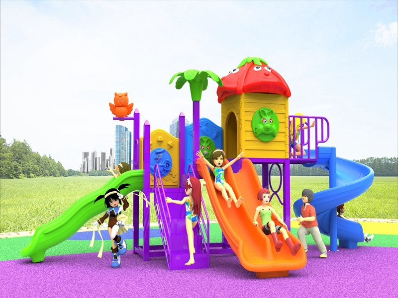 dream garden luxury playground equipment supplier