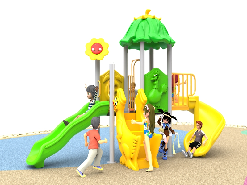 dream garden kids play playground equipment trade company