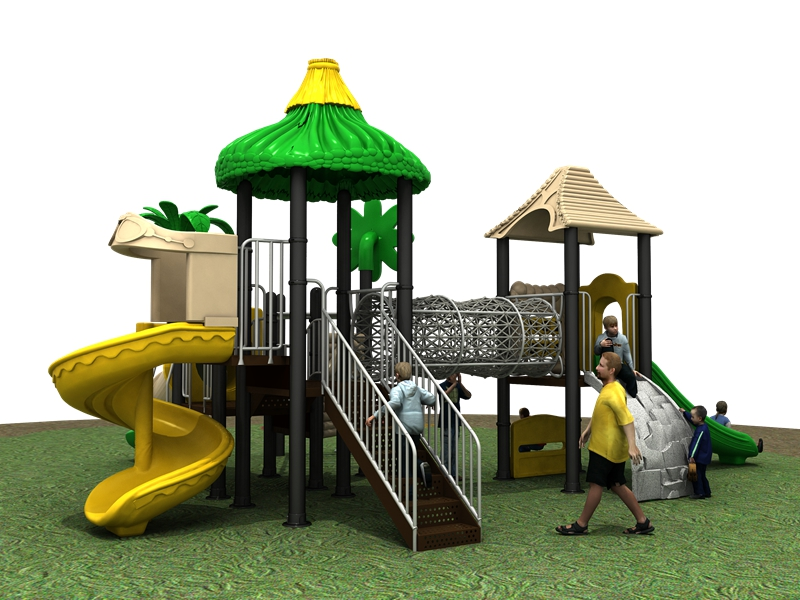 dream garden used playground equipment trade company