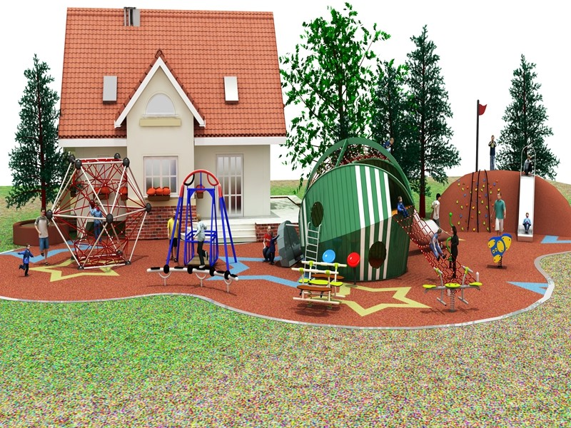 dream garden playground shade trade company
