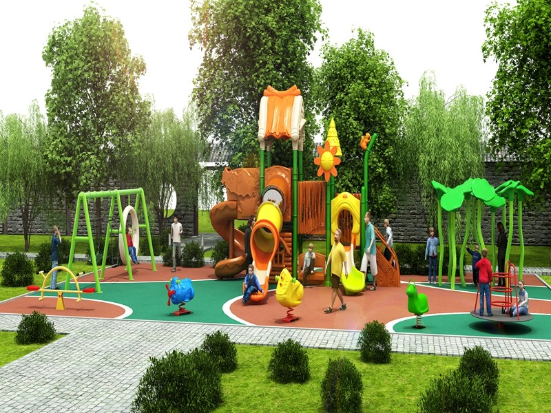 children's play equipment outdoor supplier