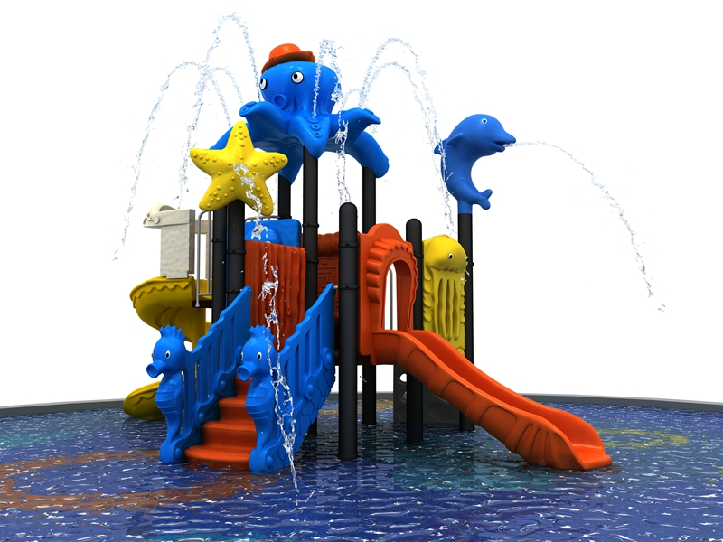Adventure park outdoor playground equipment