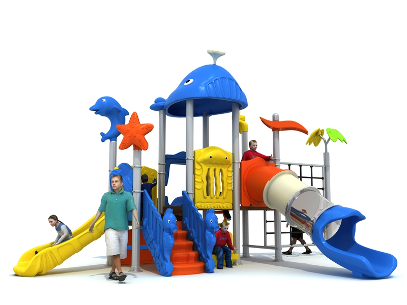 commcercial children outdoor play structures for school