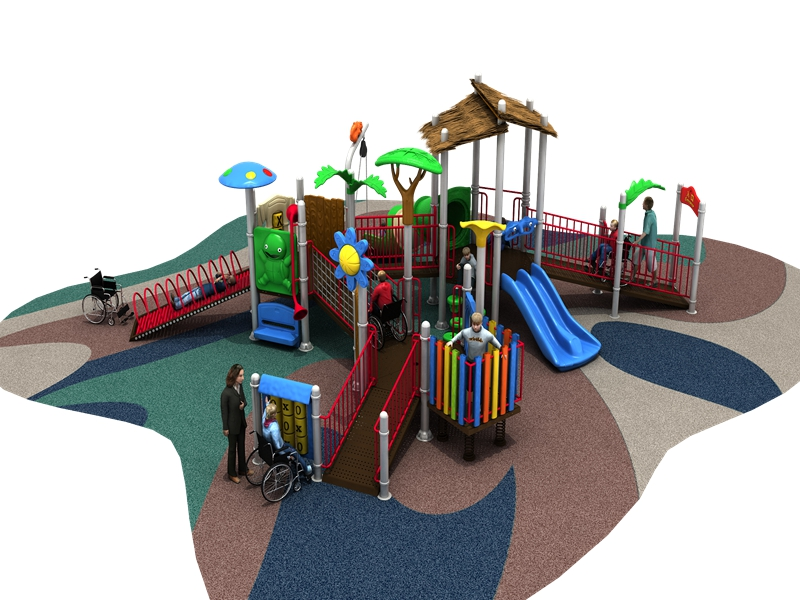 Best Outdoor Playground For Toddlers made in china