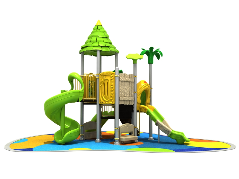 High Material Quality kids Outdoor Playground Slide