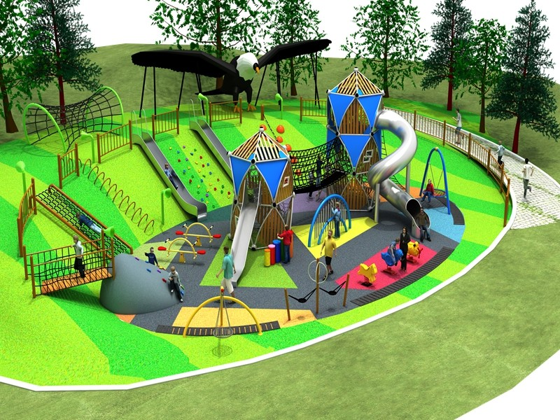 playground equipment company