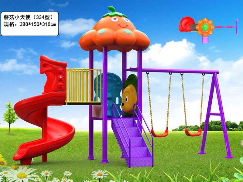 Wholesale fantacy outdoor play equipment made in china