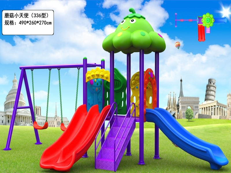 dream garden kids play park made in china