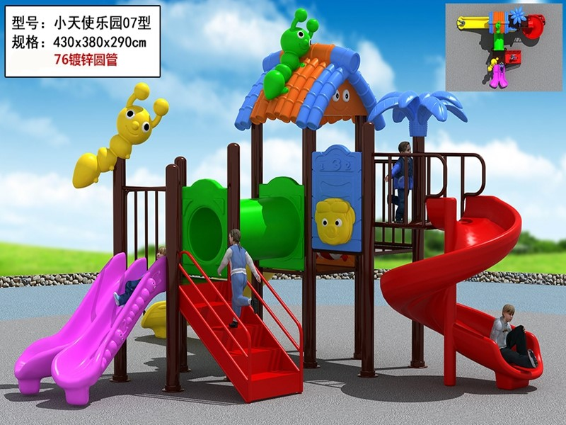 dream garden types of playground made in china