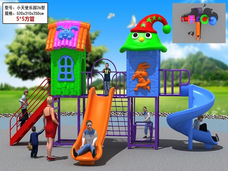 dream garden play & park structures made in china