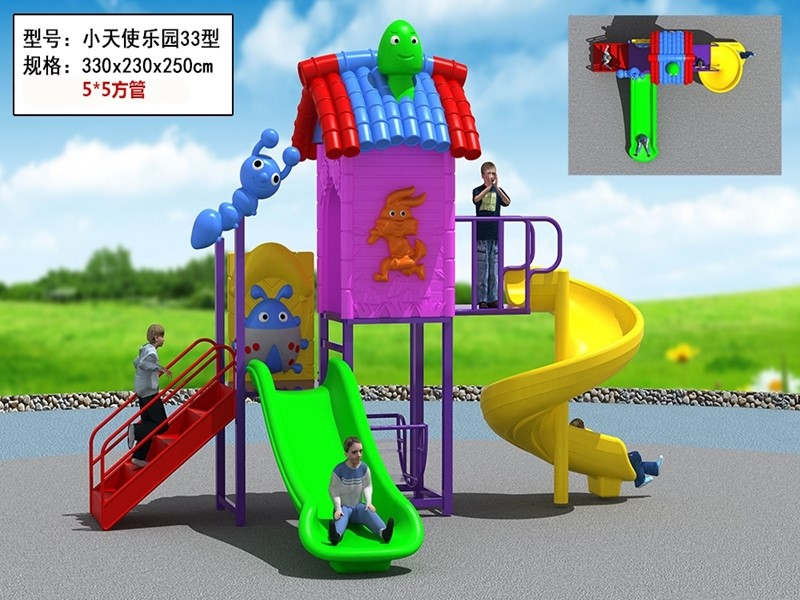 dream garden playground repair made in china