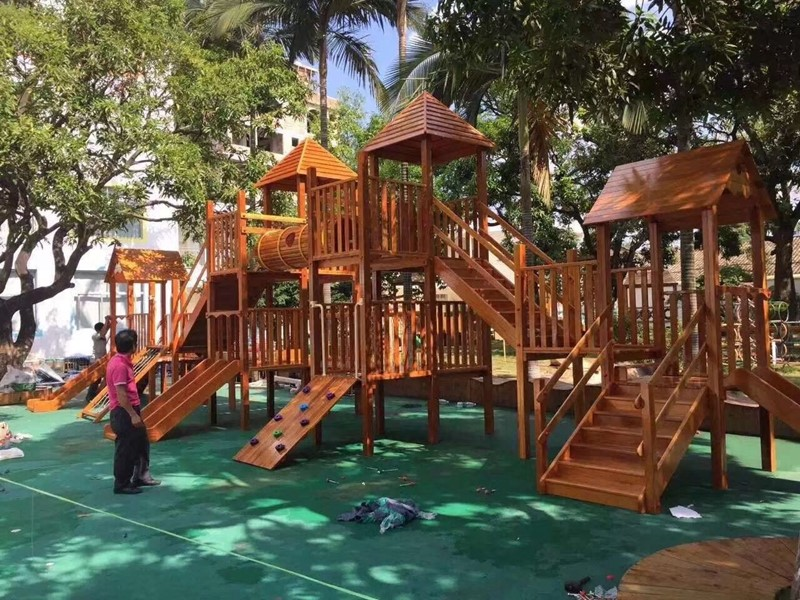 dream garden outdoor playground set trader