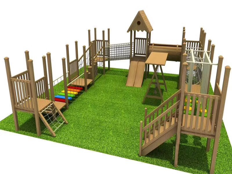 dream garden boat playground trader