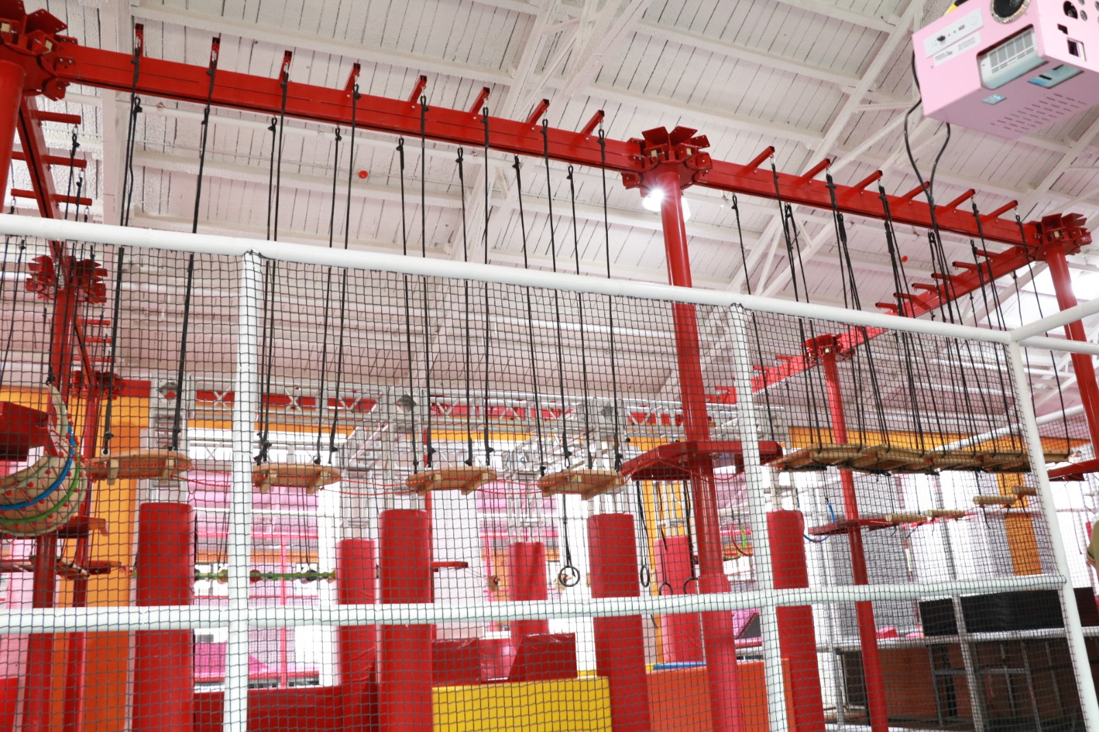 dream garden soft indoor playground equipment manufacturer