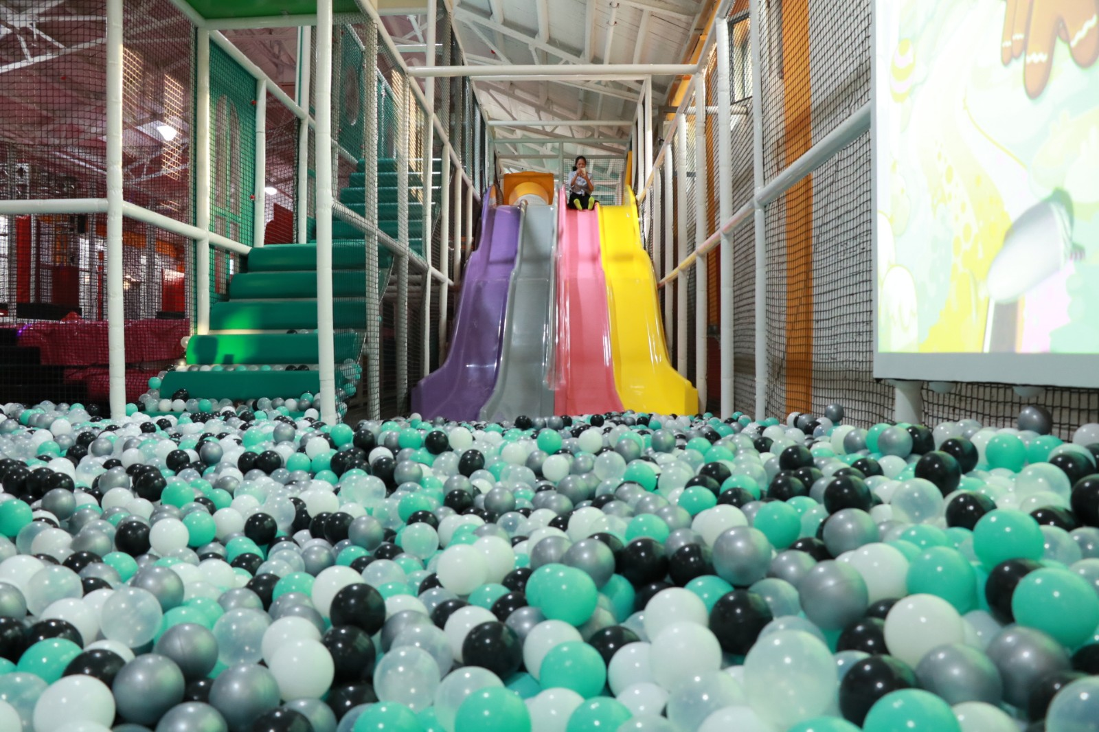 dream garden indoor playground prices manufacturer