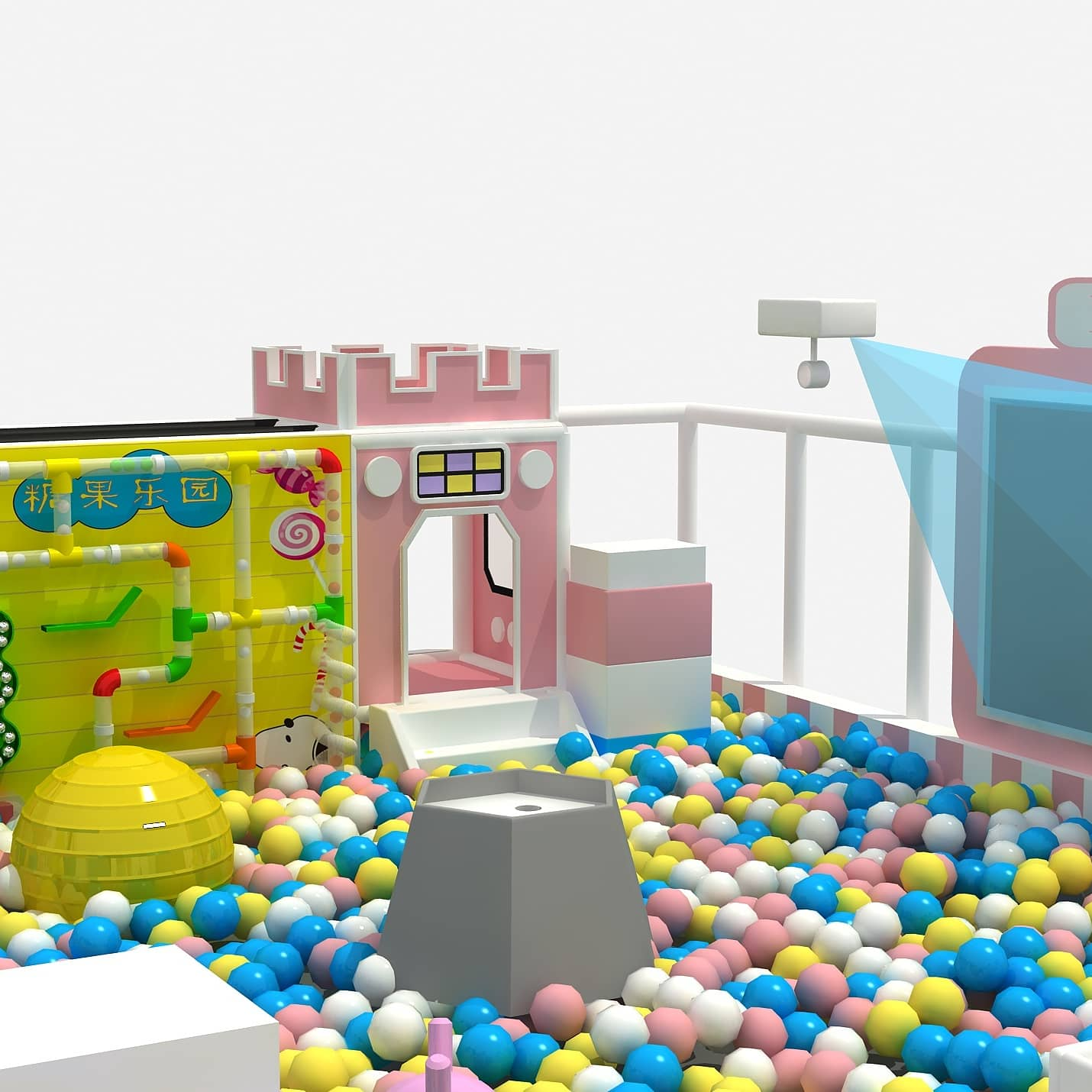 Indoor playground supplier in wenzhou china