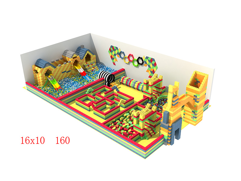 Pp material. Solve the puzzle game For indoor playground