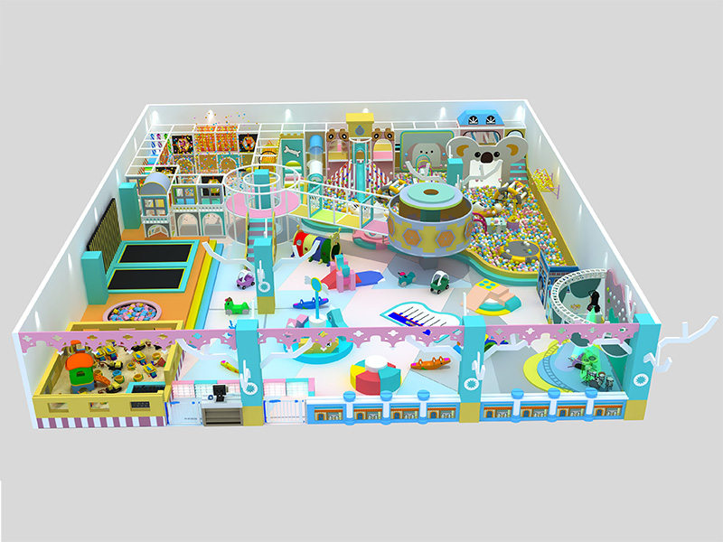 2020 Best daycare indoor play area