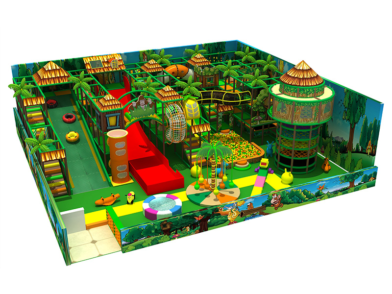 top indoor playground made in china for sale