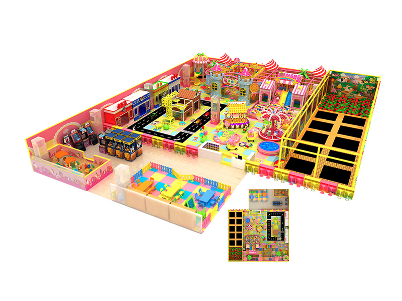 commercial soft indoor play equipment