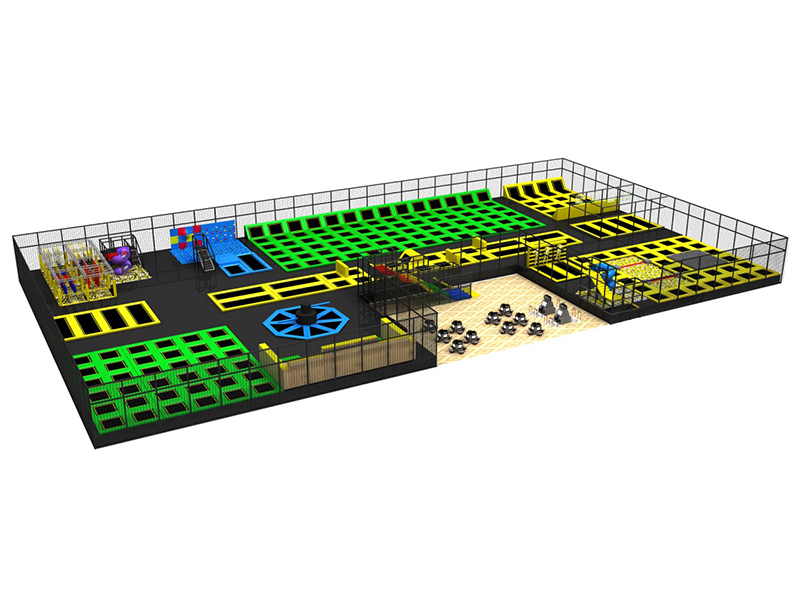 indoor trampoline park near me manufacturer