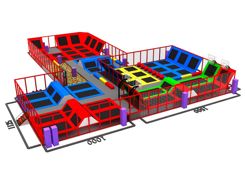 new custom buy trampoline park equipment manufacturer