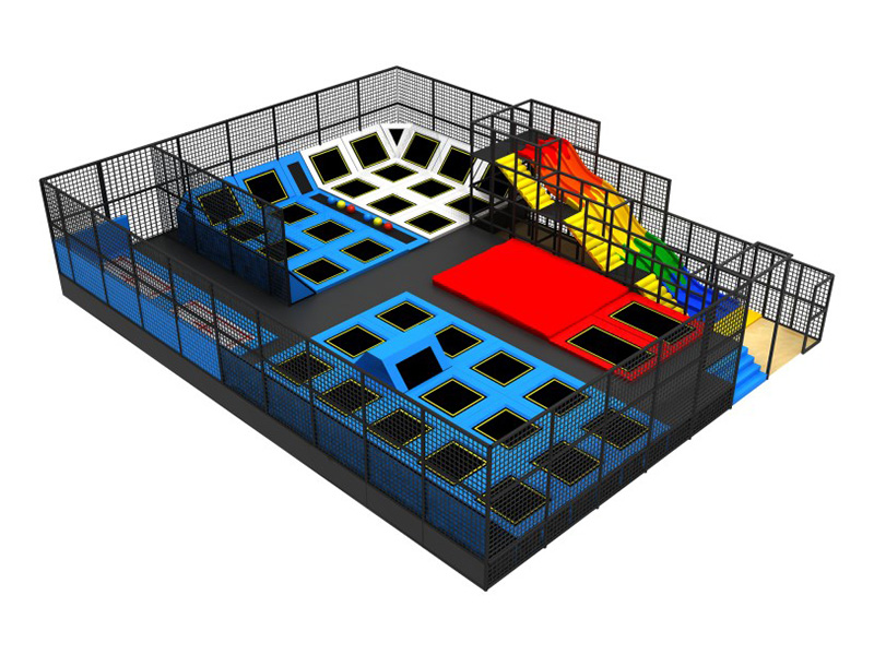 new custom trampoline business plan manufacturer