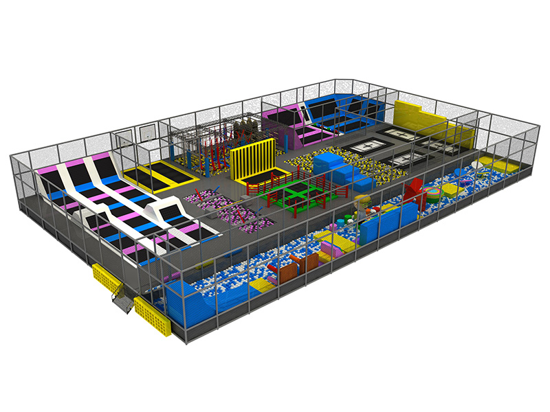 trampoline park equipment for s manufacturer