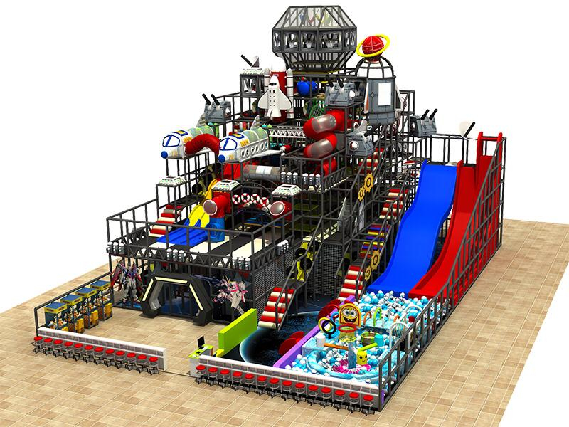 Convenient Commercial Indoor Playground Equipment Prices