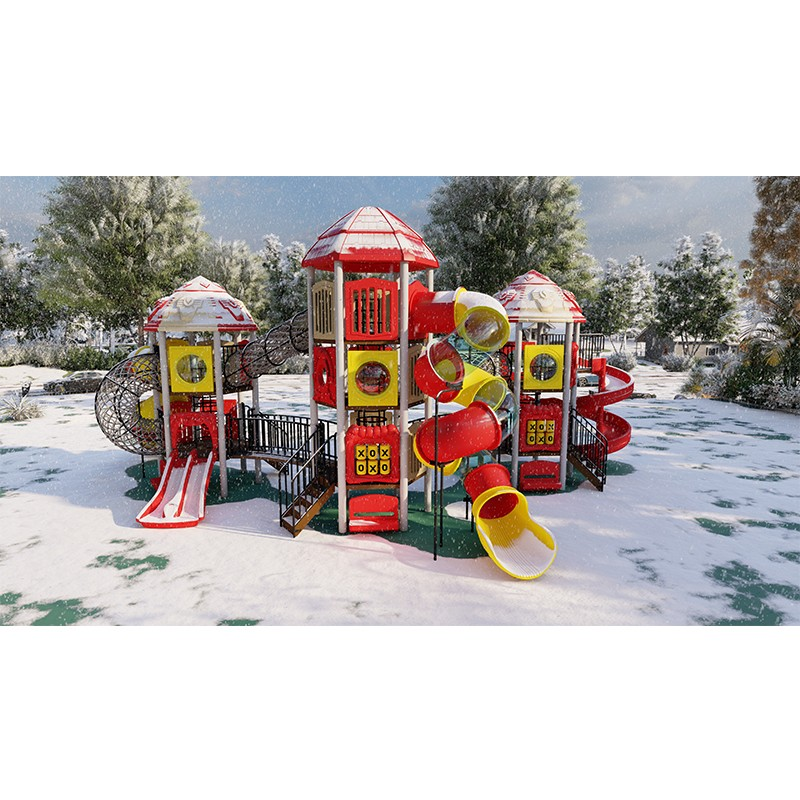 commercial outdoor play equipment for school