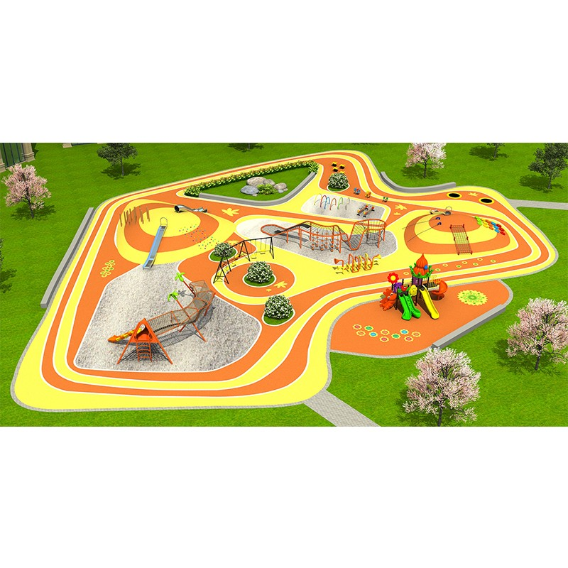 kids play equipments supplier
