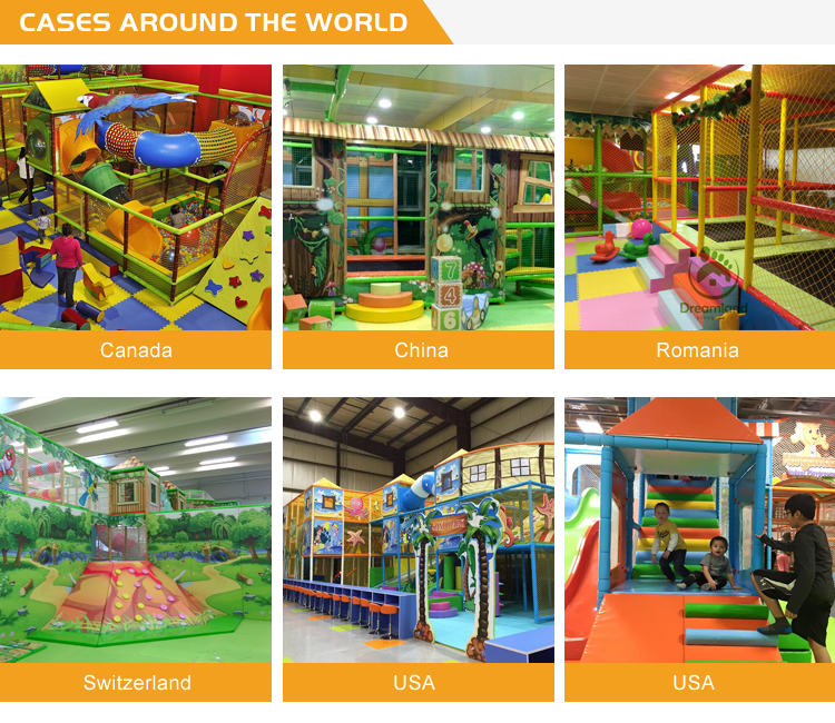 Knowledge about opening an indoor children's playground